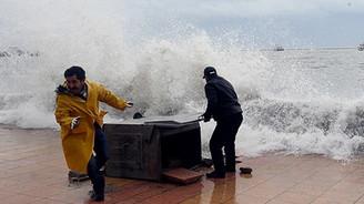 Meteoroloji'den fırtına alarmı