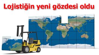 Bursa, lojistik sektörünün yeni gözdesi oldu