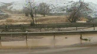 Sel suları TEM'i kapattı