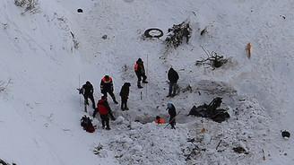 İki işçinin cesedine ulaşıldı