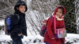 İstanbul ve Ankara'da okullar tatil edildi