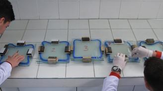 Askeri öğrenciler 'radyasyondan koruyucu kumaş' geliştirdi
