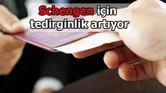 Schengen'de sertleşme sinyali iş dünyasını tedirgin ediyor
