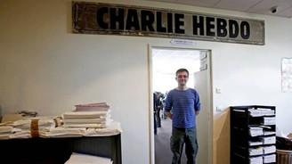 Charlie Hebdo tekrar yayına başlıyor
