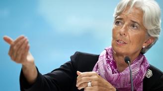 Lagarde: Ekonomiyi güçlü zorluklar bekliyor