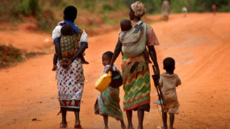 Afrika  yoksulluğu yenemiyor