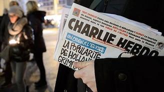 Charlie Hebdo'ya ödüle protesto
