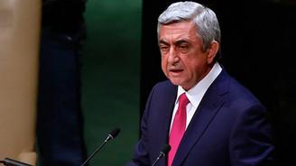Sarkisyan'dan Türkiye davetine yanıt
