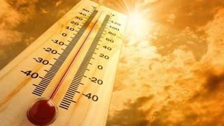 Dört il için yüksek sıcaklık uyarısı