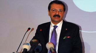 TOBB Başkanı'ndan ihracatçıya 'alacak sigortası' tavsiyesi