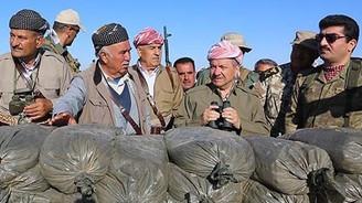 Barzani, PKK'ya sert çıktı