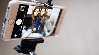Selfie çubuğu yasaklandı