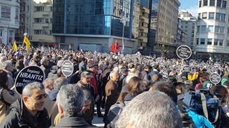 Hrant Dink için 8'inci kez yürüdüler