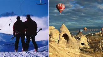 Erciyes ve Kapadokya, turizmde güçlerini birleştiriyor