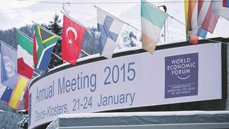 Davos'ta endişe küresel yavaşlama ve Avrupa!