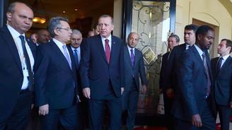 Erdoğan geziyi yarıda kesti, Riyad'a gidiyor