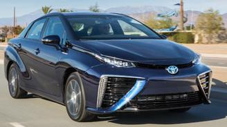 Toyota Mirai'ye 1 ayda rekor talep