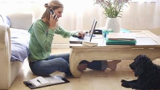 Türkiye'de ofis çalışanlarının %74'ü evden çalışmayı avantaj olarak görüyor