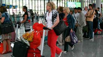 '1 milyon turist, 1 milyar dolar kayıp'