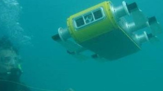 Su altında kablosuz internet