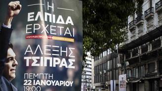 "Yunanistan'da rüzgar ""soldan"" esti"