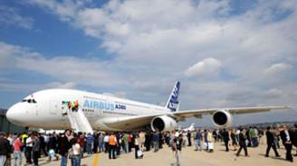 Dünyanın en büyük uçağı İstanbul'da