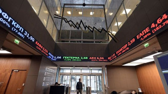 Yeni hükümetin politikaları Atina Borsası'nı vurdu