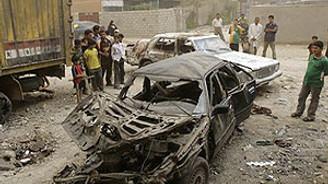 Irak'ta düzenlenen bombalı saldırıda 30 kişi hayatını kaybetti