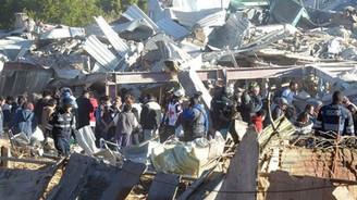 Meksika'da hastane çöktü: 7 ölü, onlarca yaralı