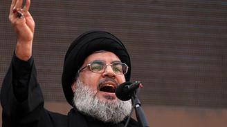 Nasrallah: Suikast olursa sorumlusu İsrail'dir