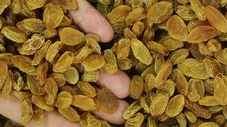 Kuru üzüm 1 yılda %80 zamlandı