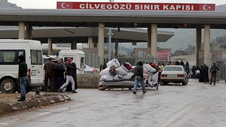 Türkiye'ye giremiyorlar