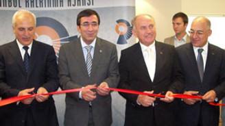 İstanbul Kalkınma Ajansı açıldı