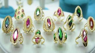 Mücevher ihracatında miktar yüzde 36 geriledi