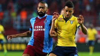Derbi öncesi Trabzonspor'a sakatlık şoku