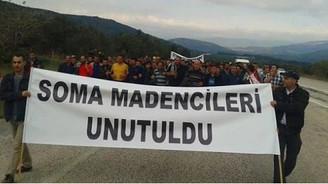 Tazminat alamayan Somalı işçiler Ankara'da