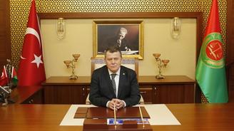 Yargıtay Başkanı Cirit mazbatasını aldı