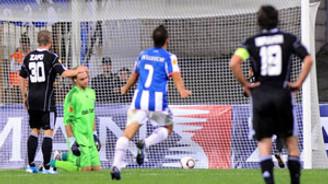 Beşiktaş Porto'ya boyun eğdi