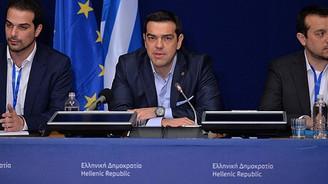 Yunanistan'dan uzlaşma adımları