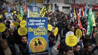 'Laik eğitim' boykotu