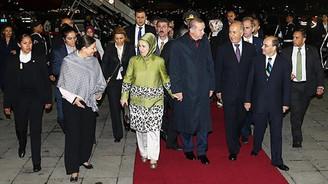 Erdoğan Meksika programını iptal etti