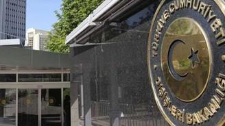 Dışilerinden Arap Birliği Genel Sekreterine kınama