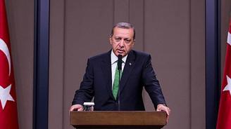 Erdoğan danslı protestoya tepki gösterdi