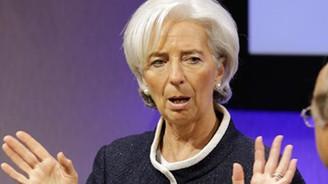 Lagarde: Reform yoksa kaynak da yok