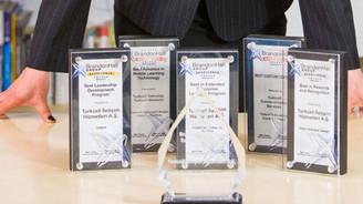 Turkcell'in İK uygulamaları ödüle doydu
