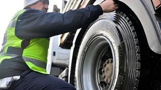 Kış lastiği takmayan 529 araç sahibine ceza kesildi