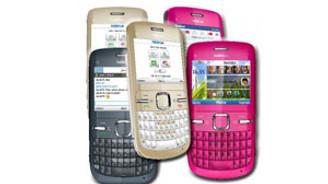 Nokia C3, Vodafone'la Türkiye'de