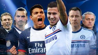 PSG 1 -1 Chelsea