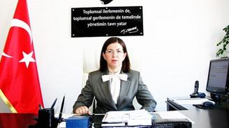 Türkiye'nin 3. kadın valisi oldu