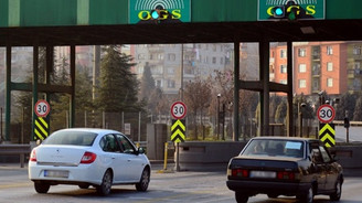 Köprü ve otoyollar 67 milyon lira getirdi